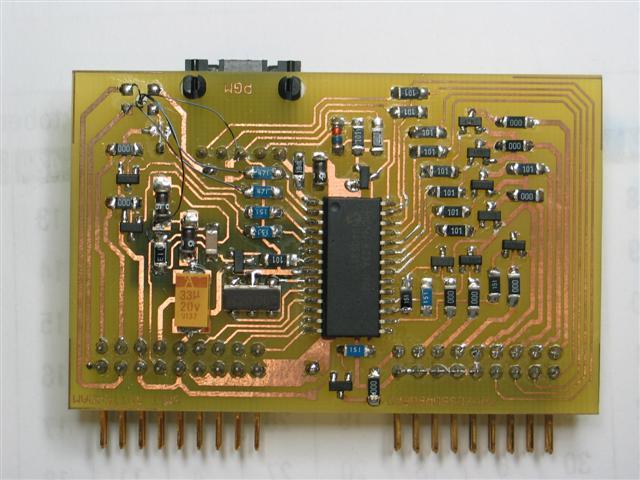 Elektronikentwicklung zur Smitwijs Rotterdam