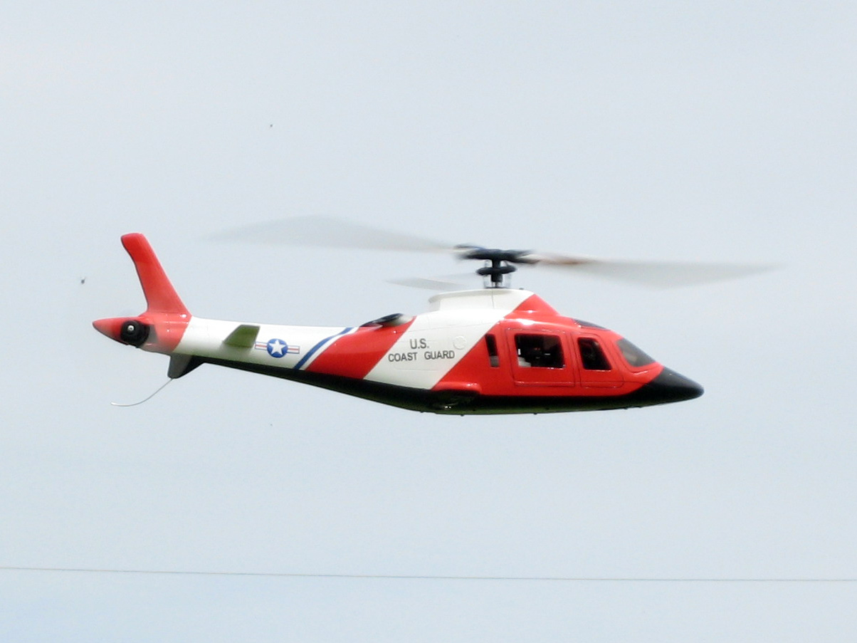 Agusta A109, das Ende - ein Neuanfang
