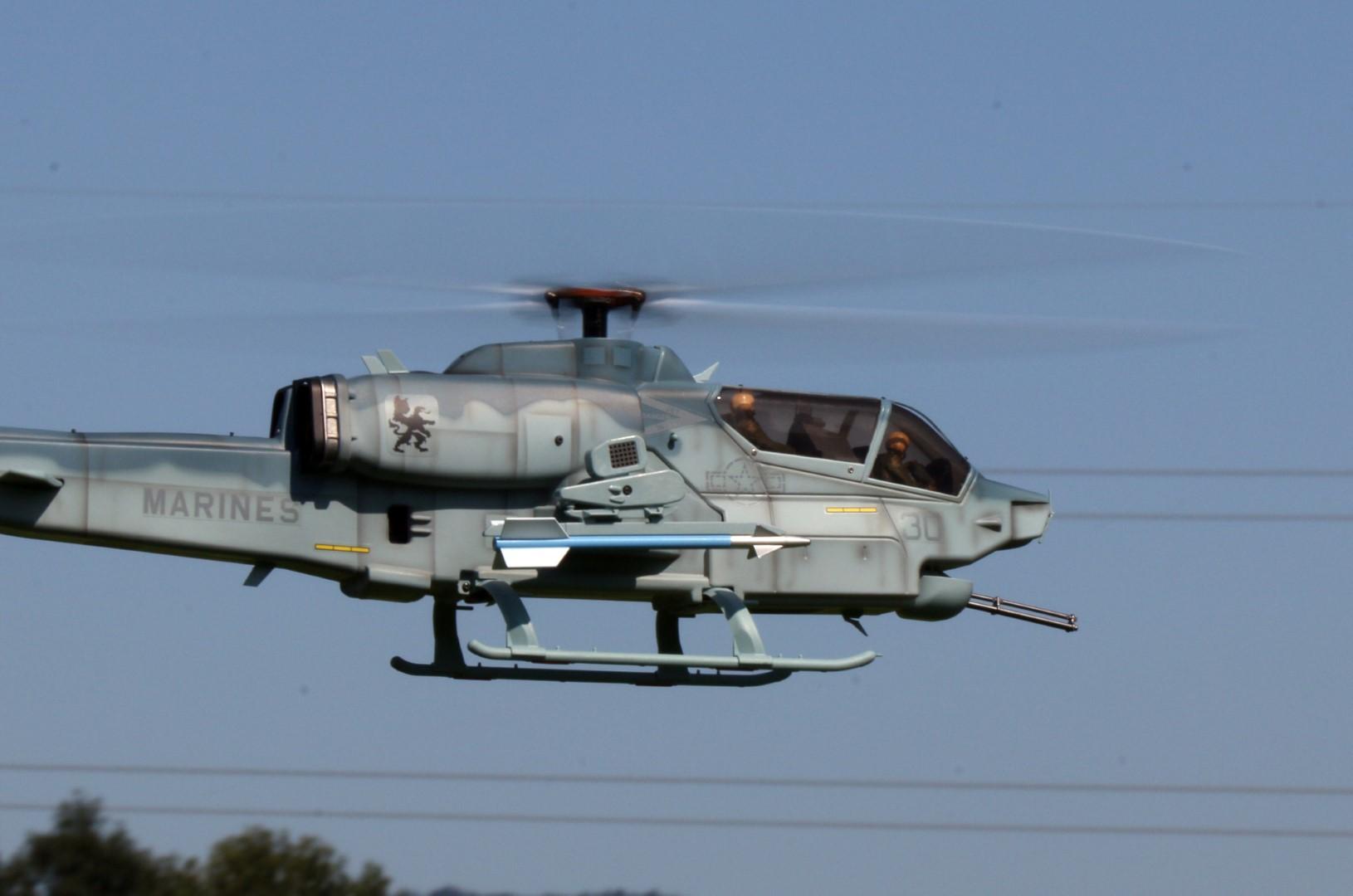 Bell AH-1 - Cobra