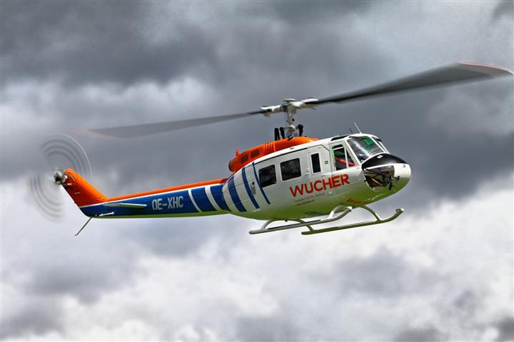 Bell 205 A1 T53 17B